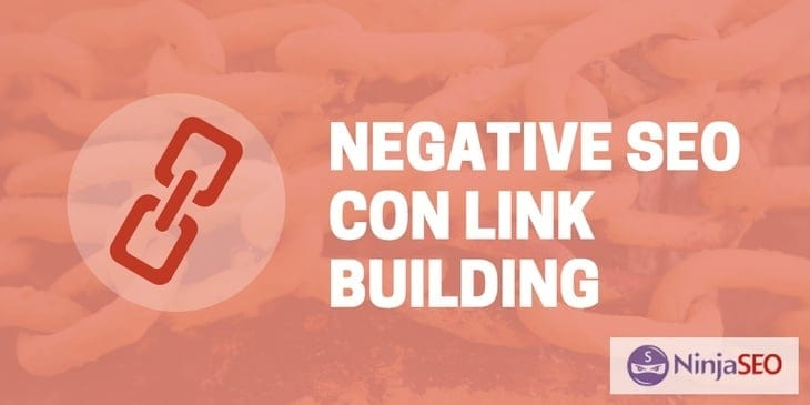 SEO Negativo con Link Building