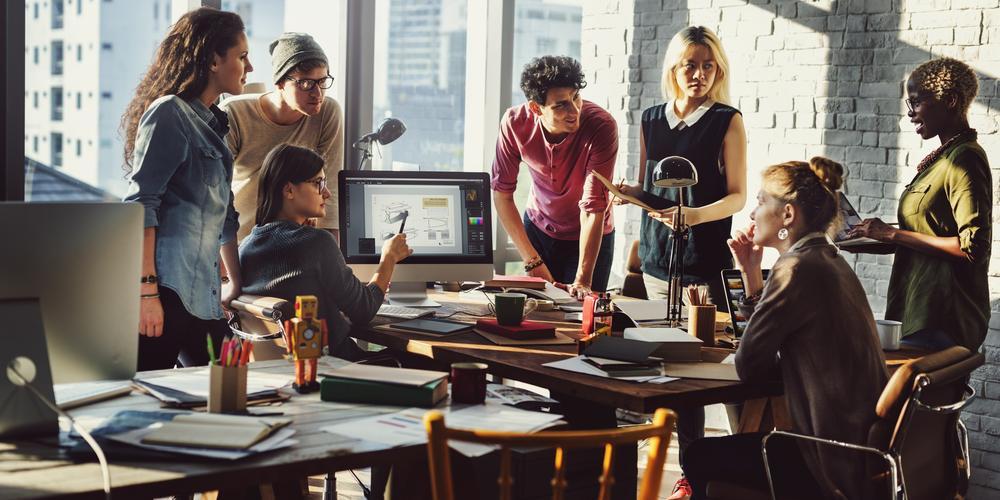 equipo de marketing digital agencia