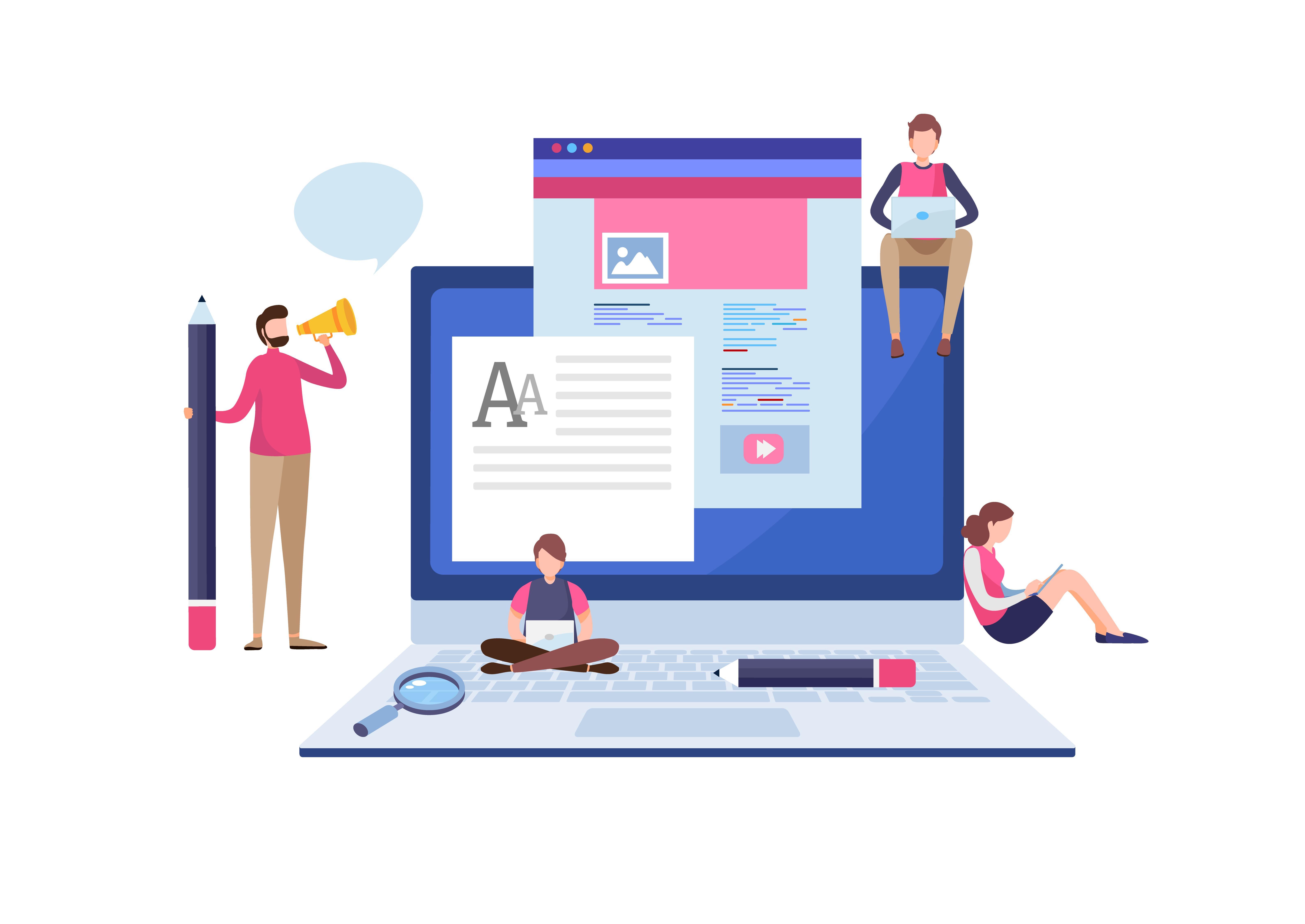 Curso de marketing digital - content manager