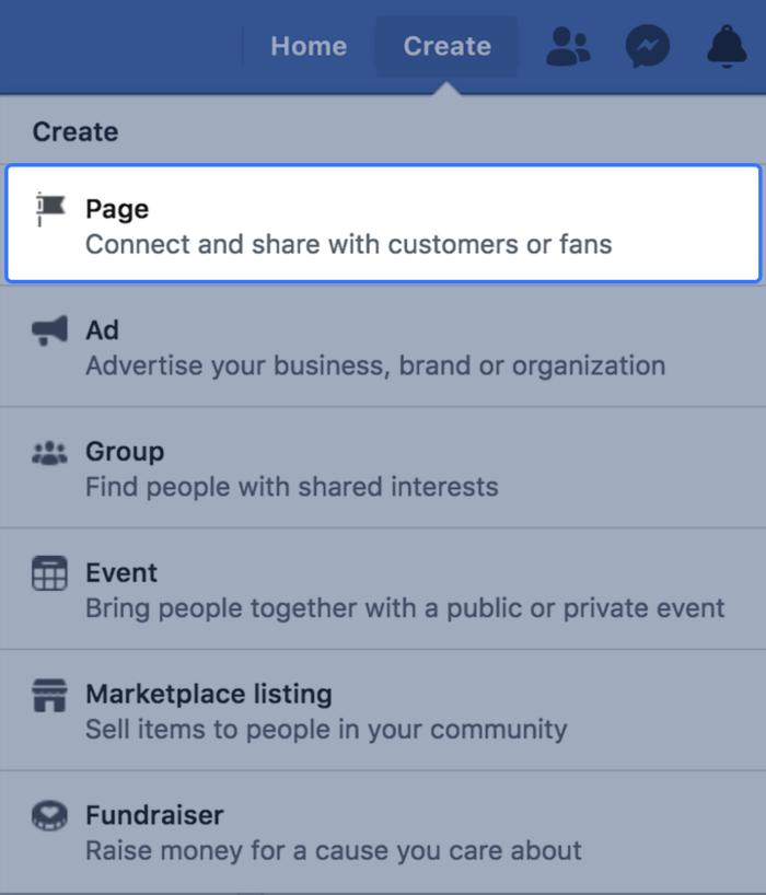 ¿Cómo creo una página para una empresa en Facebook y vendo más?