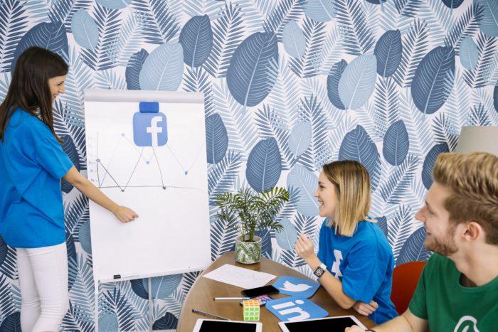 Utilice Facebook Pixel para analizar conversiones