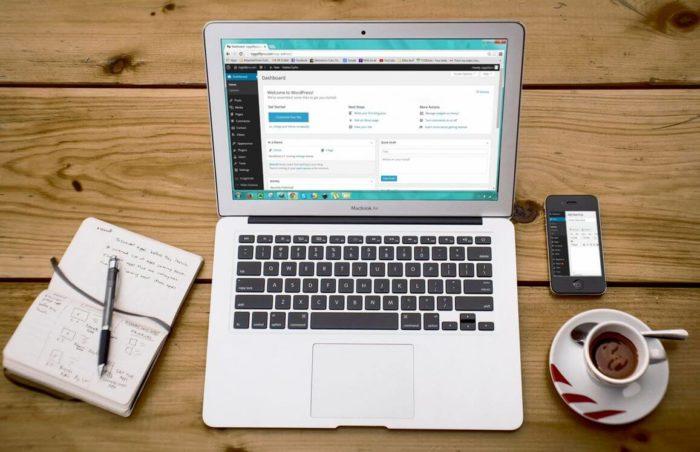 Que es un sitio web y su importancia en mi negocio WordPress admin