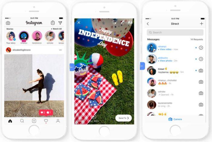Tres formas de compartir y conectarse en Instagram