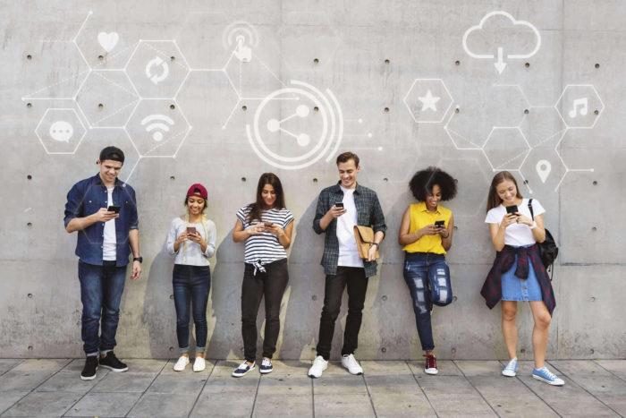 Beneficio y potencial comercial de las redes sociales