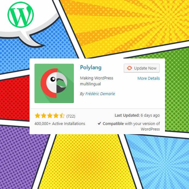 Complemento de WordPress Polylang