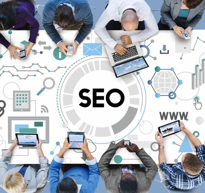 SEO para motores de búsqueda web