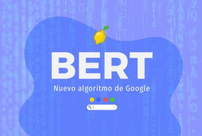 Algoritmo BERT de Google