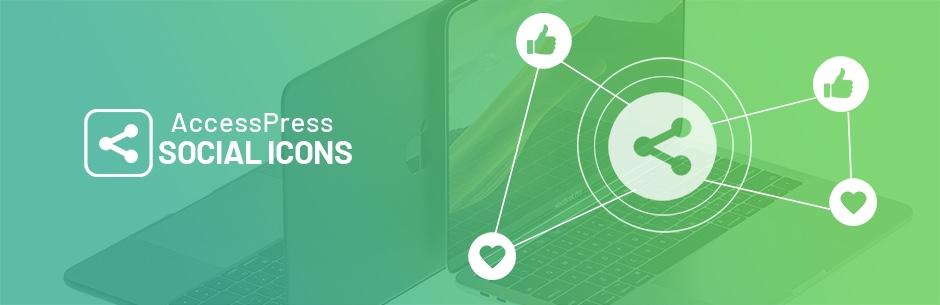 Complemento AccessPress Social Icon