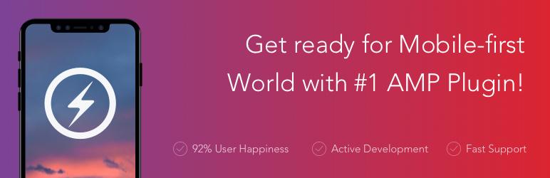 Complemento gratuito de WordPress AMP para WP
