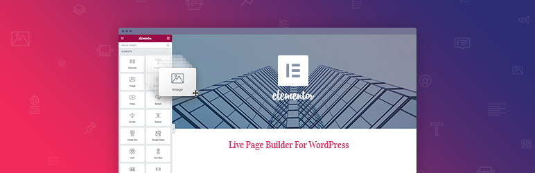 Complemento Elementor Page Builder