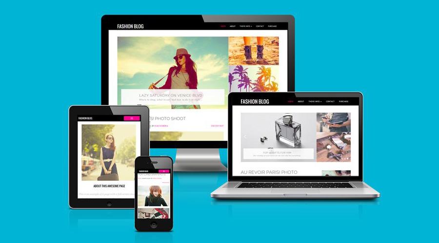 Blogs de WordPress y temas de moda