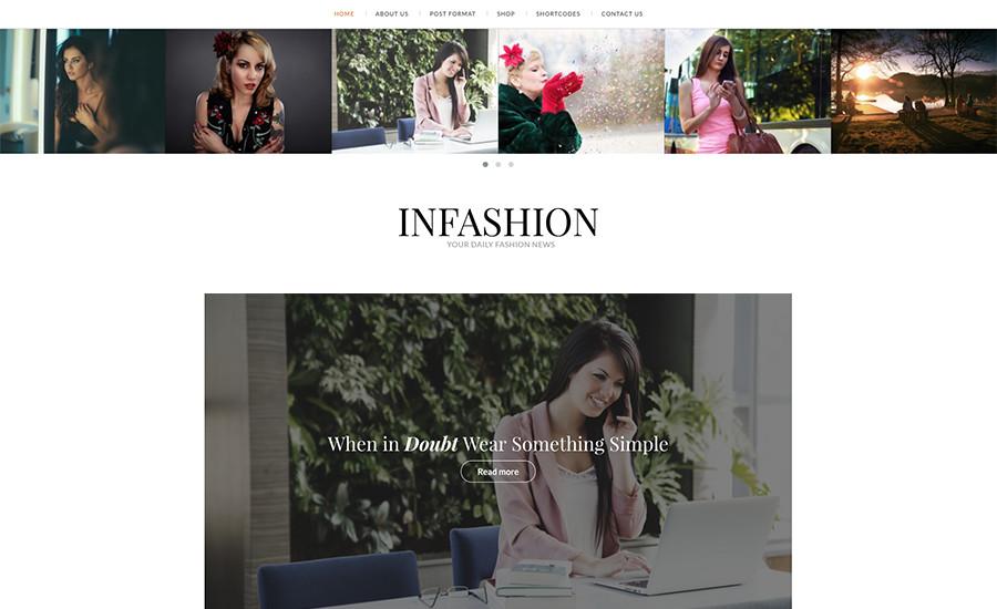 Blog y revista InFashion revista de temas