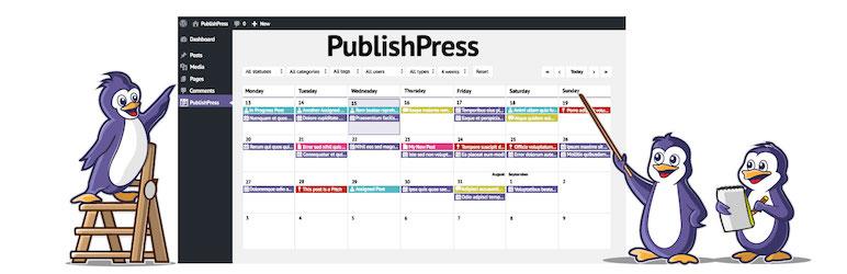 PublishPress: Editar calendario