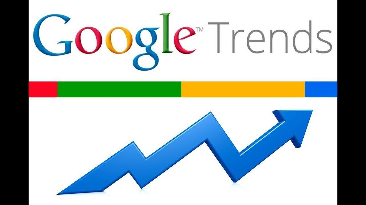 Tendencias de Google