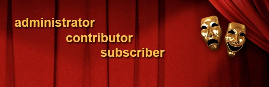 Editor de roles de usuario