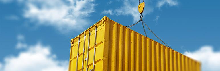 Complemento de widget de importación y exportación