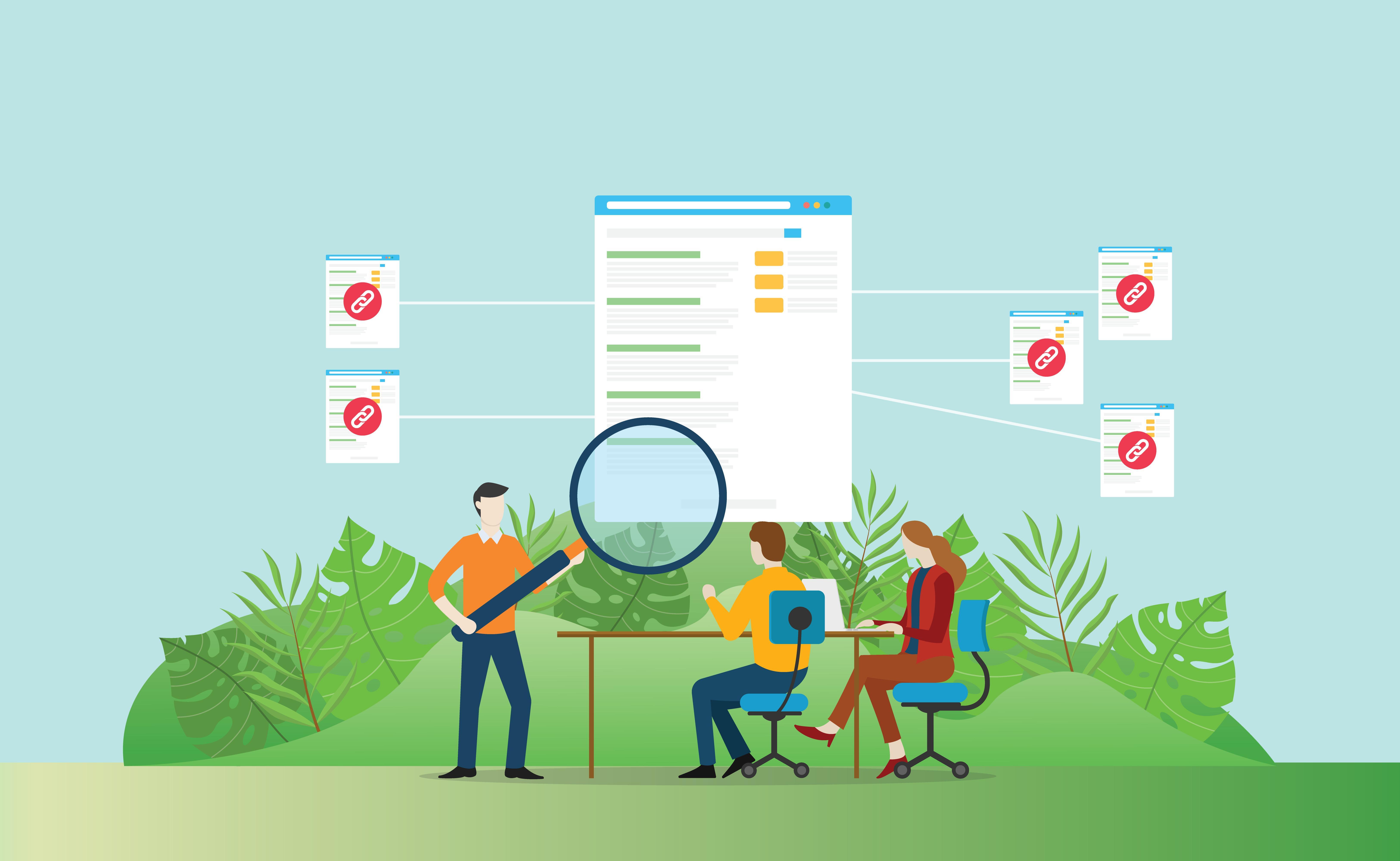 Linkbuilding: Cómo obtener backlinks