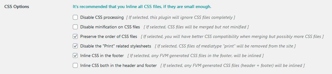 Parámetros CSS
