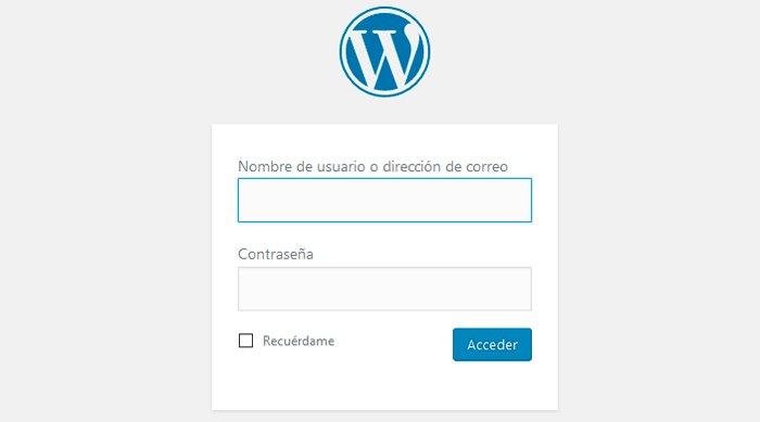 Visite WP-Admin