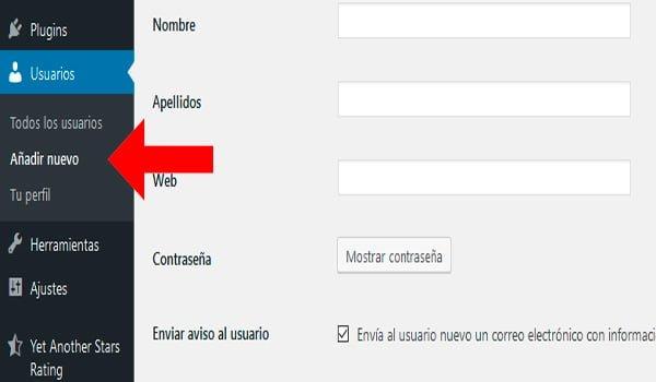 Agregar urariums a WordPress